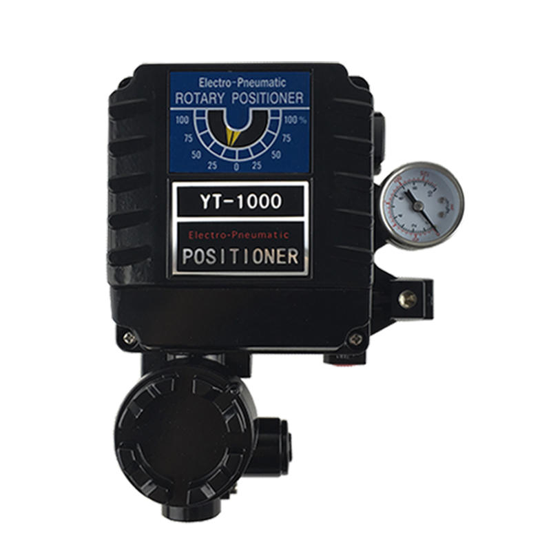 Solenoid Positioner YT-1000R Series Rotary Type Electro Pneumatic Positioner