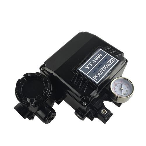 Valve Positioner YT-1000L Series Linear Type Electro-Pneumatic Positioner