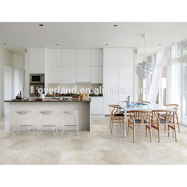 Residential style kitchen floor tiles