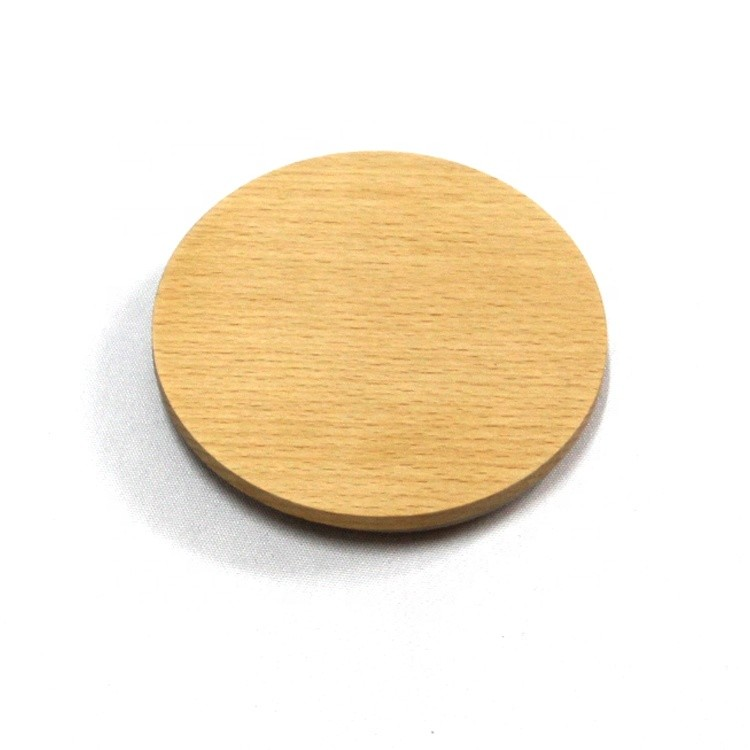 empty candy jar glass with wooden lid,glass kitchen canister beech wood lid