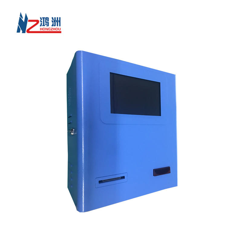 OEM ODM Wall Mounted Coin Dispenser Kiosk Self Service ATM Machine