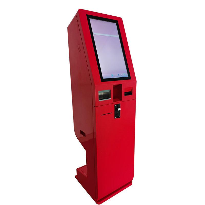 card ticket vending automatic sim card dispenser machine