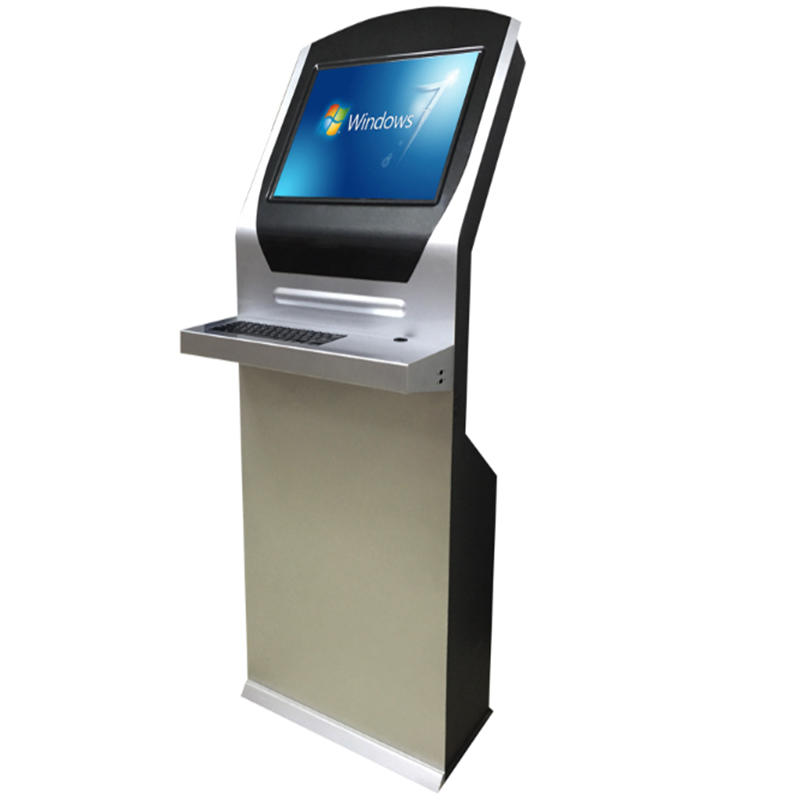 standing engineering progress control smart kiosk