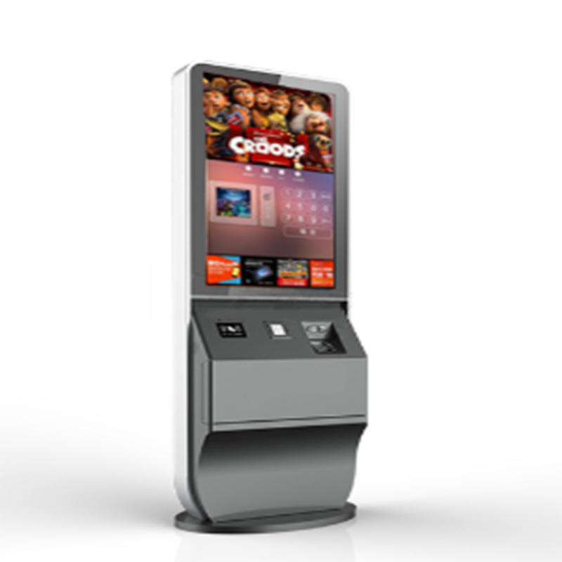 self service terminal machine for liscence