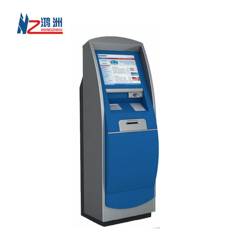 Customized interactive Self Service touch screen kiosk with Payment system