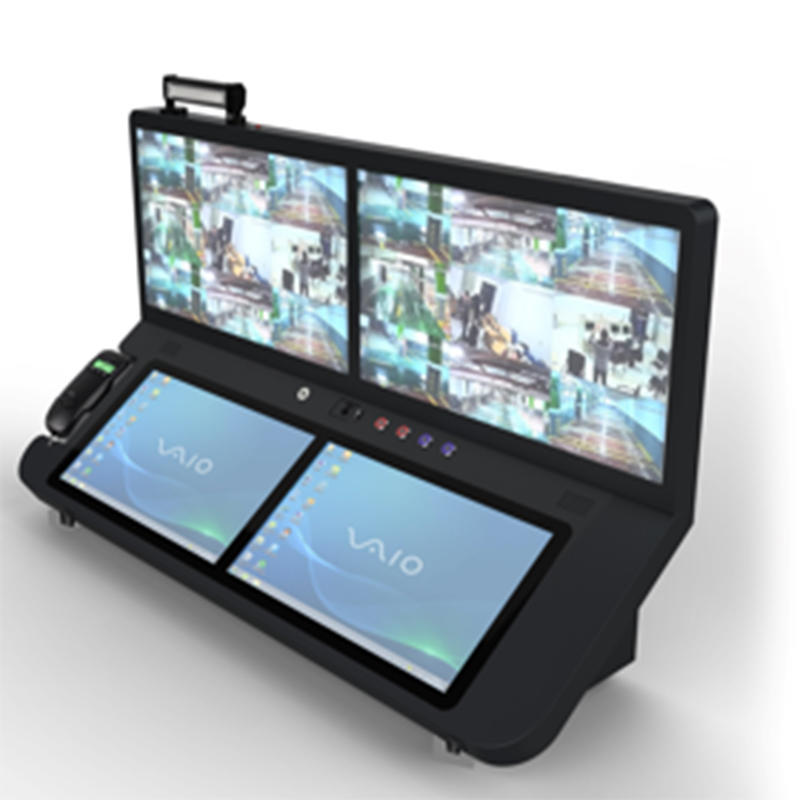 all-in-one digital signage monitor kiosk