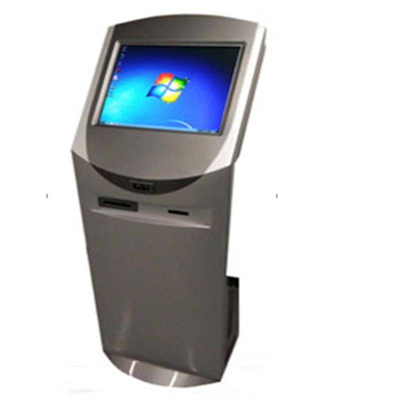 smart touchscreen social inquiry kiosk