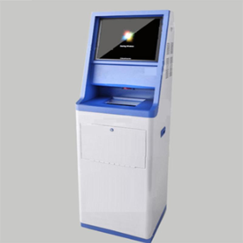 school grade report self printing kiosk for student