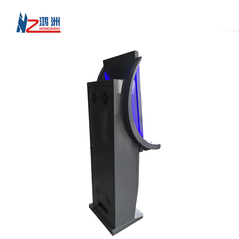Oem Id Card Printing Kiosk Card Recharge Dispenser