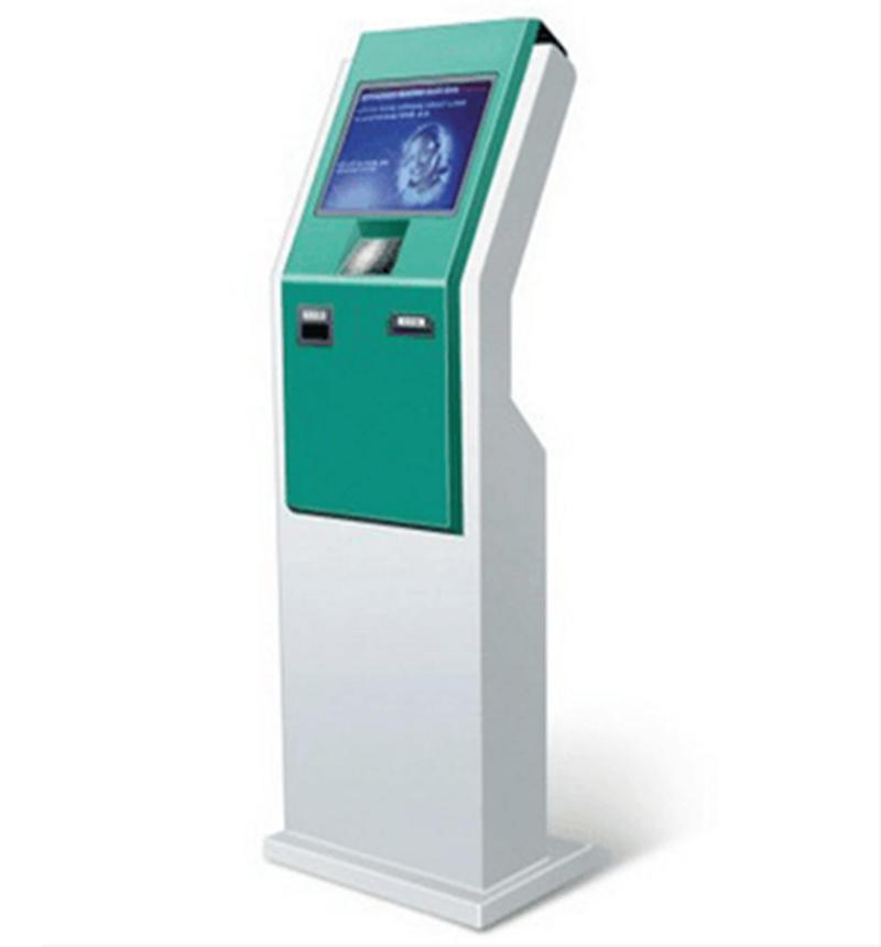 smart touchscreen self inquiry kiosk