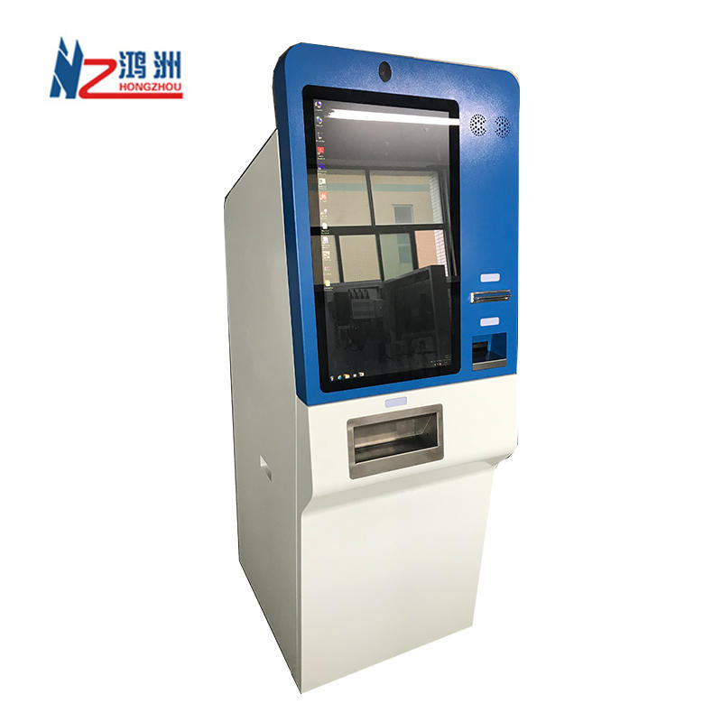 Customized Android RFID Card Parking Lot Autopay Station Payment Kiosk