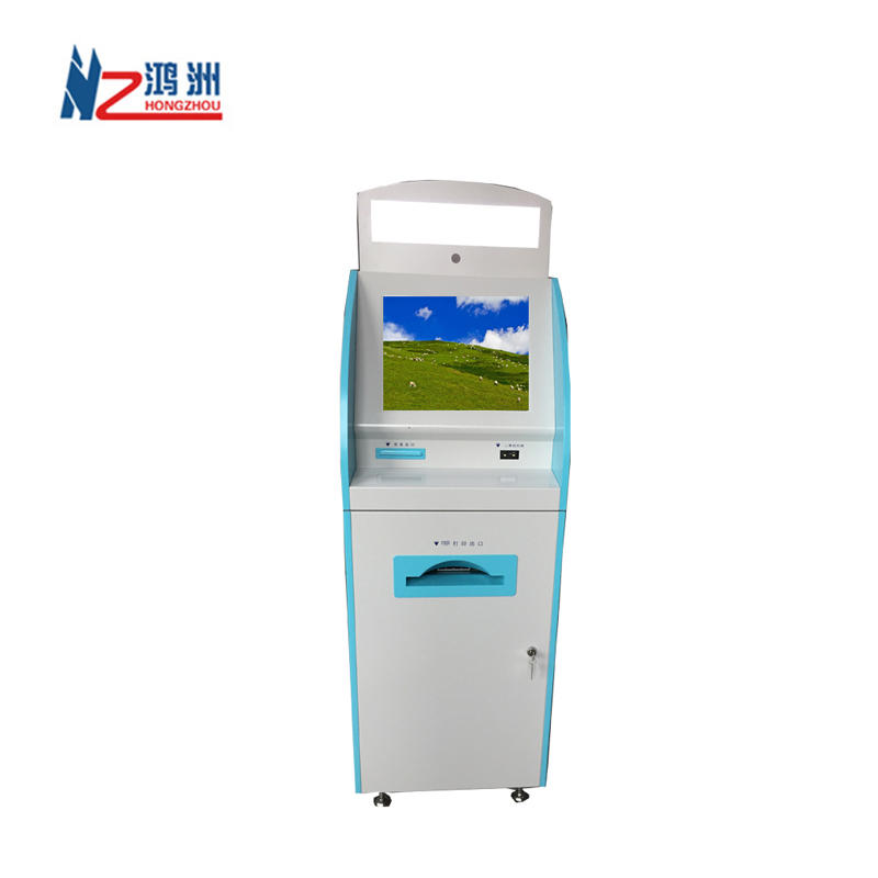OEM ODM bill payment kiosk machine with cash in and out service