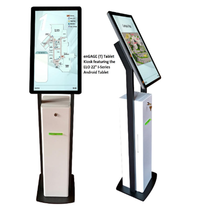 touchscreen information kiosk smart information inquiry terminal