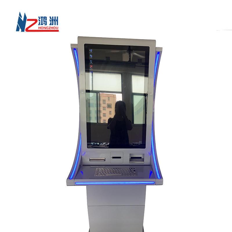 Cash Kiosk Airtime Vending Machine Kiosk For Indoor