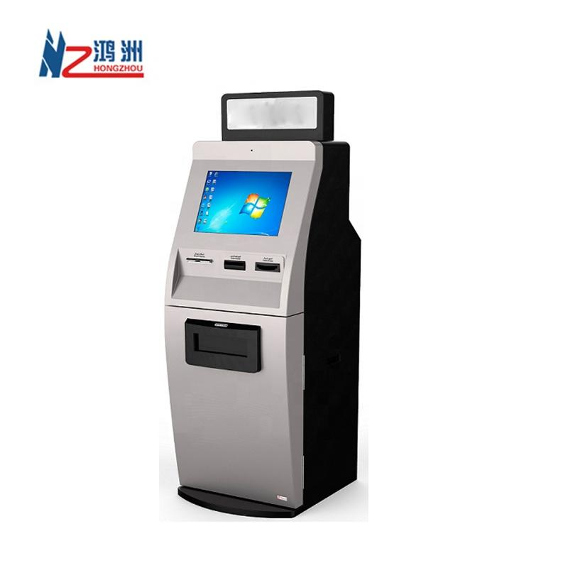 Indoor Android Self Service Bitcoin ATM Kiosk Machines Prices for Withdrawal of Bitcoin Bill Dispenser and Bitcoin Exchange