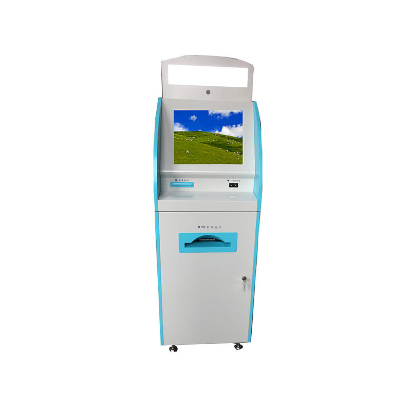 42 inch touch screen display kiosk for advertising in shopping mall