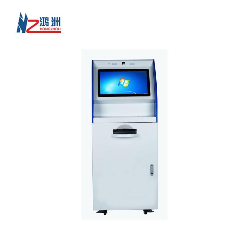 Capacitive touchscreen self service payment kiosk Shenzhen manufacturer