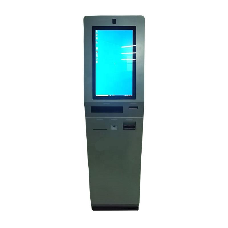 OEM card dispenser kiosk for self service check-in in hotel