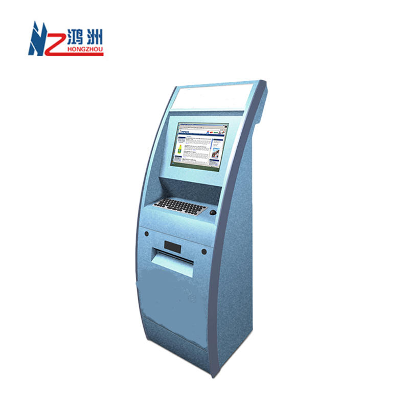 Good quality custom payment Kiosk terminal in hotel