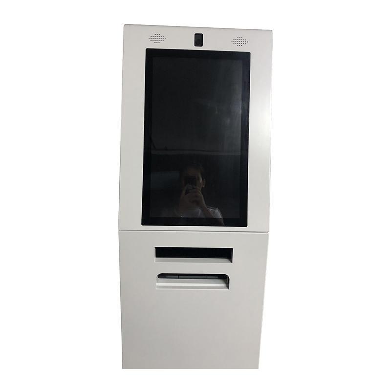 hospital queue management system customized A4 report laser printer kiosk