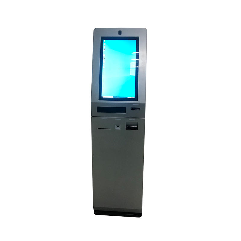 Customized OEM Hotel Check In Kiosk Smart Card Dispenser Kiosk vending machine