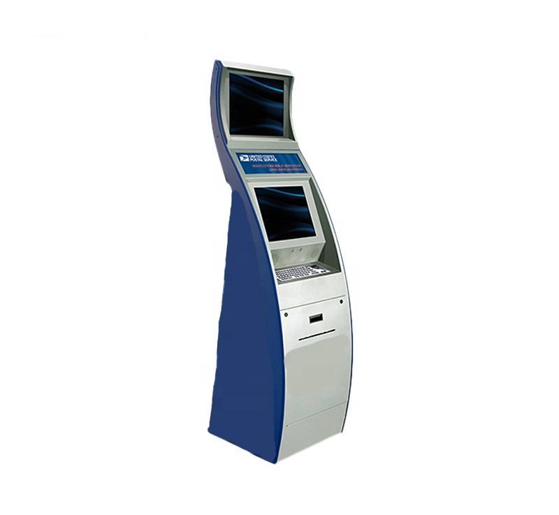 China Manufacturer Card Dispenser Machine Bill Payment Kiosk