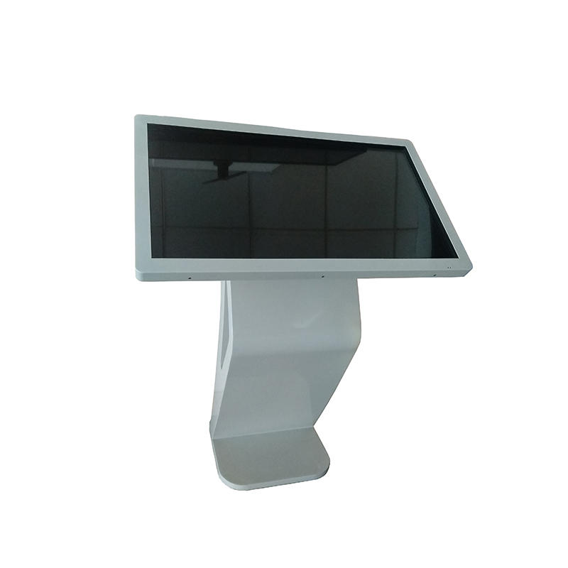dynamic state advertising kiosk with LCD screen