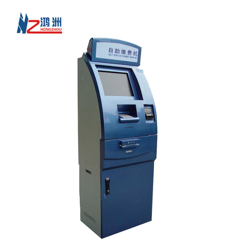 Hot sale shenzhen Hongzhou Bitcoin ATM Machine One Way and Two Way Bitcoin ATM with software