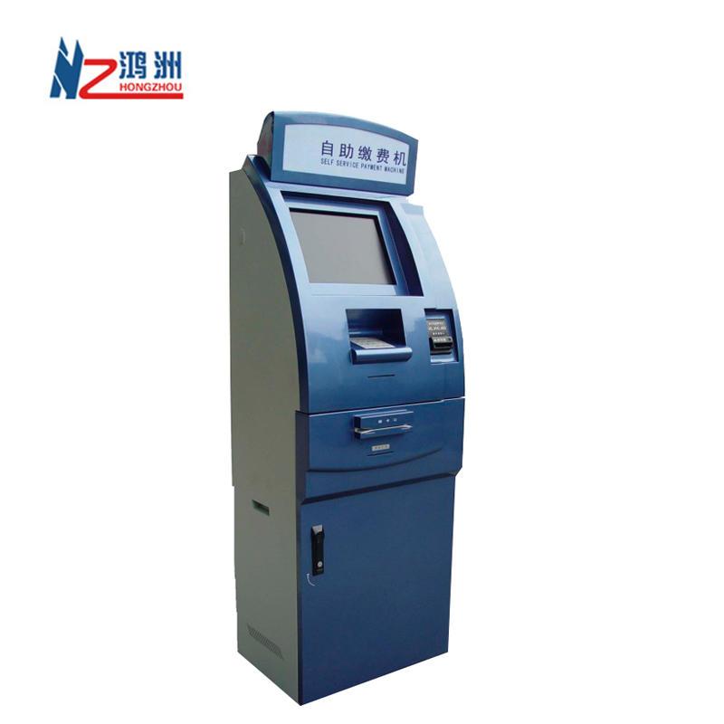 Hot sale shenzhen Hongzhou Bitcoin ATM Machine One Way and Two Way Bitcoin ATM with software