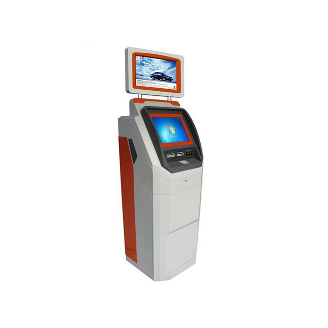free standing 21.5 inch SIM Card Dispenser Kiosk