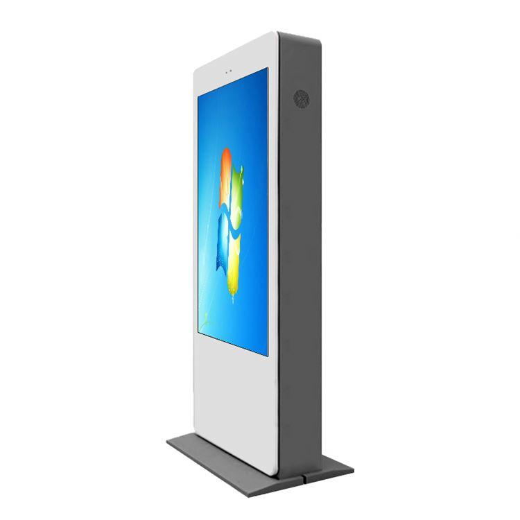 43 inch Digital Signage Player Display Lcd Outdoor Digital Signage Floor Stand Digital Signage