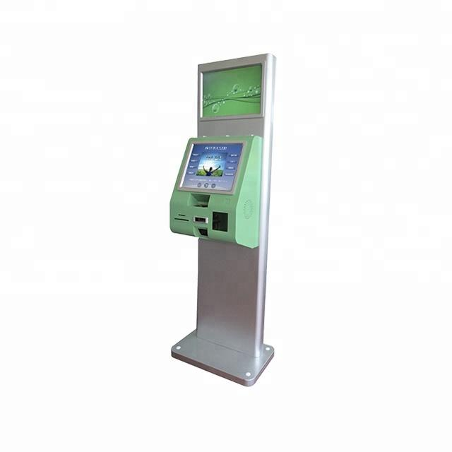 New design payment kiosk stand with touch screen