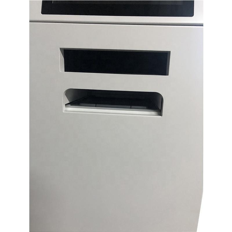 Fingerprint A4 printer Kiosk for Government