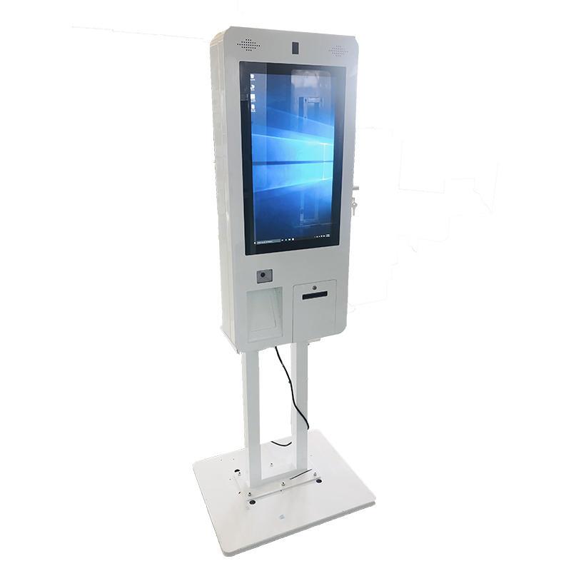 32 inch touch screen self ordering kiosk for fast food McDonald's/KFC/restaurant