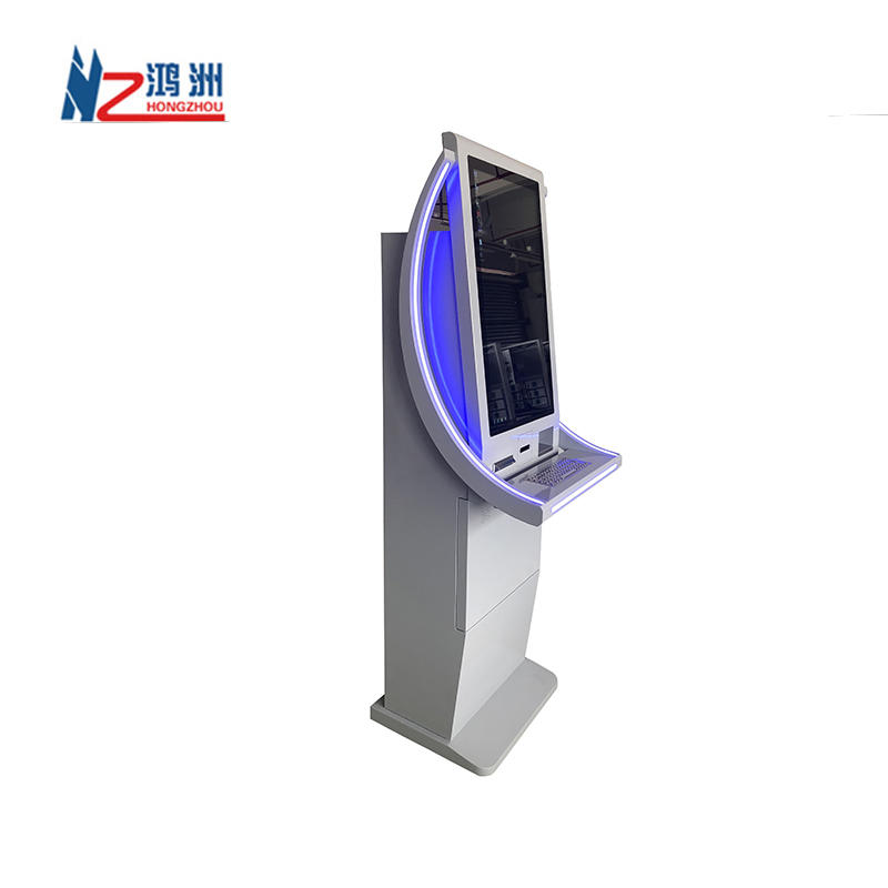 Bill Accept Kiosk Mobile Sim Card Dispenser Kiosk