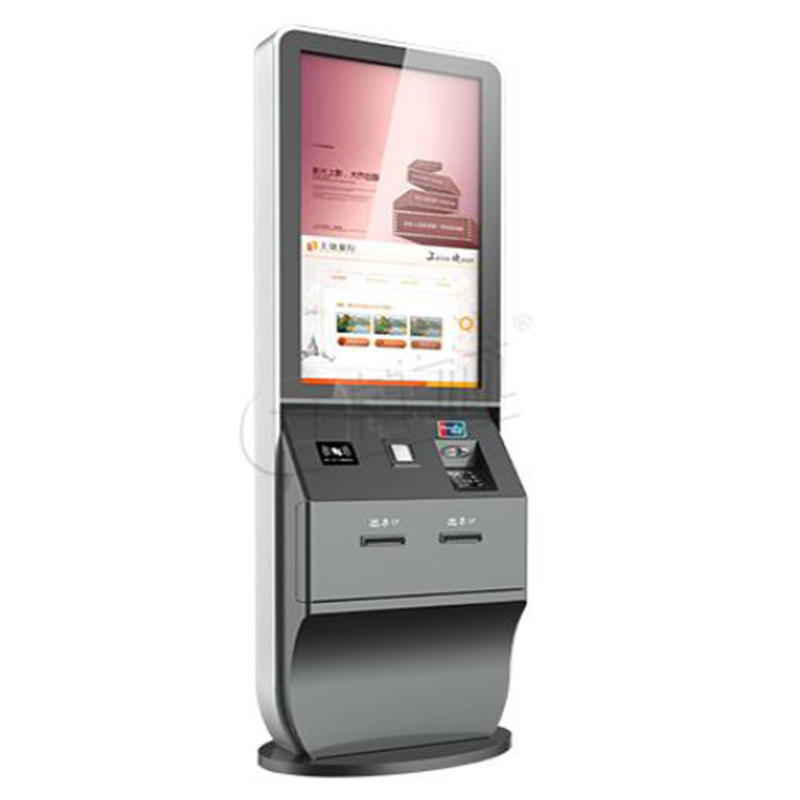 hotel self service kiosk with handtailor hardware modules manufacturing cost
