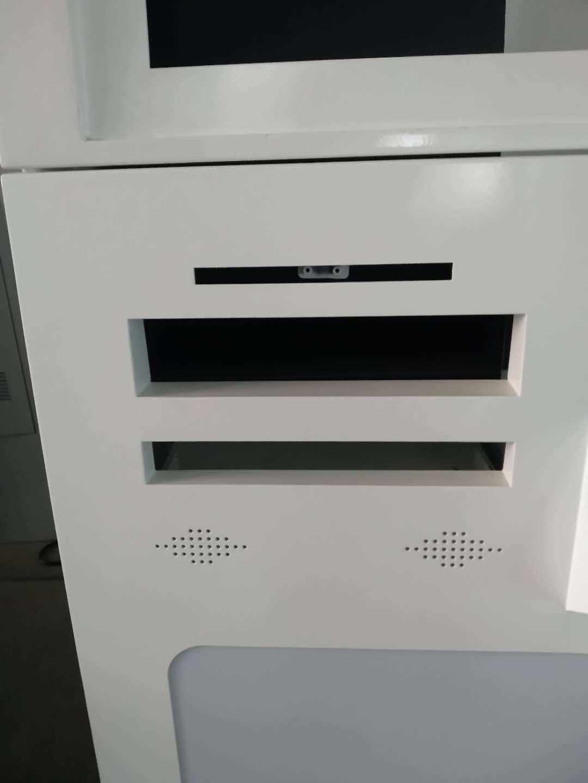 list printing self service kiosk