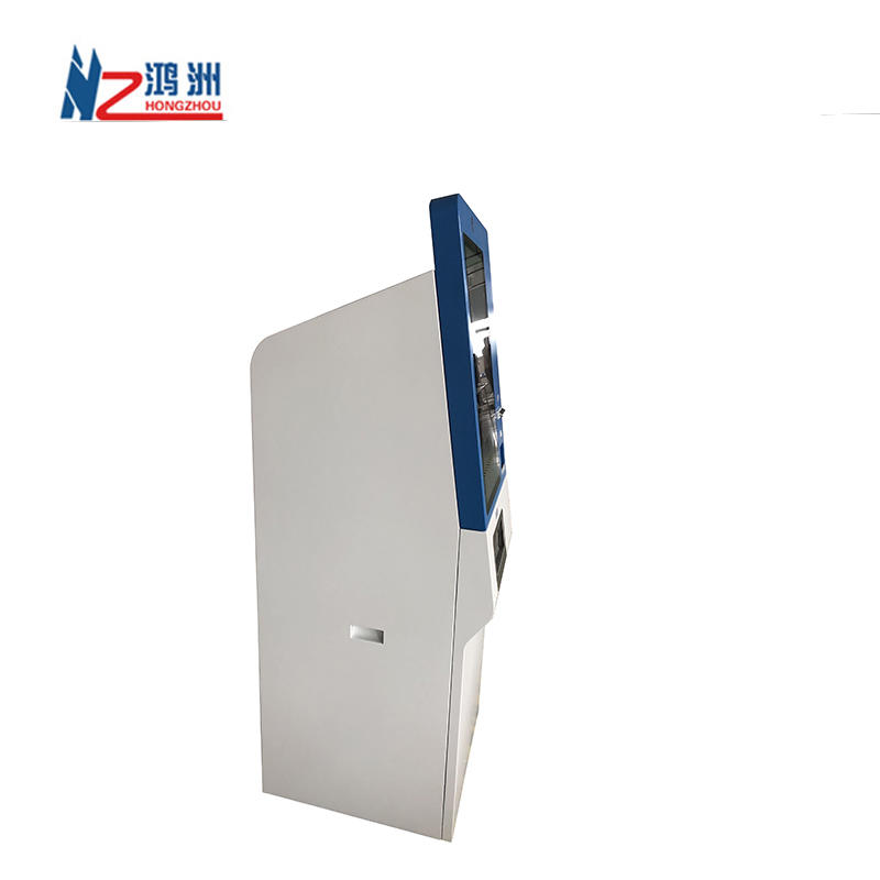 Currency Exchange Machine And Atm Payment Kios