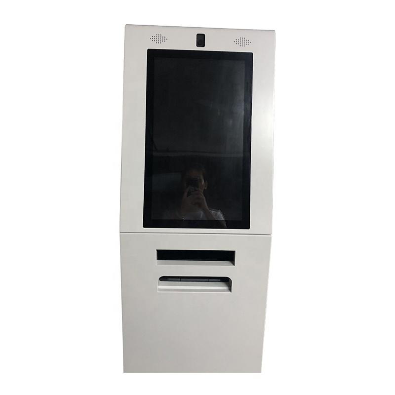 Multi-function A4 Scanner Kiosk with A4 printer