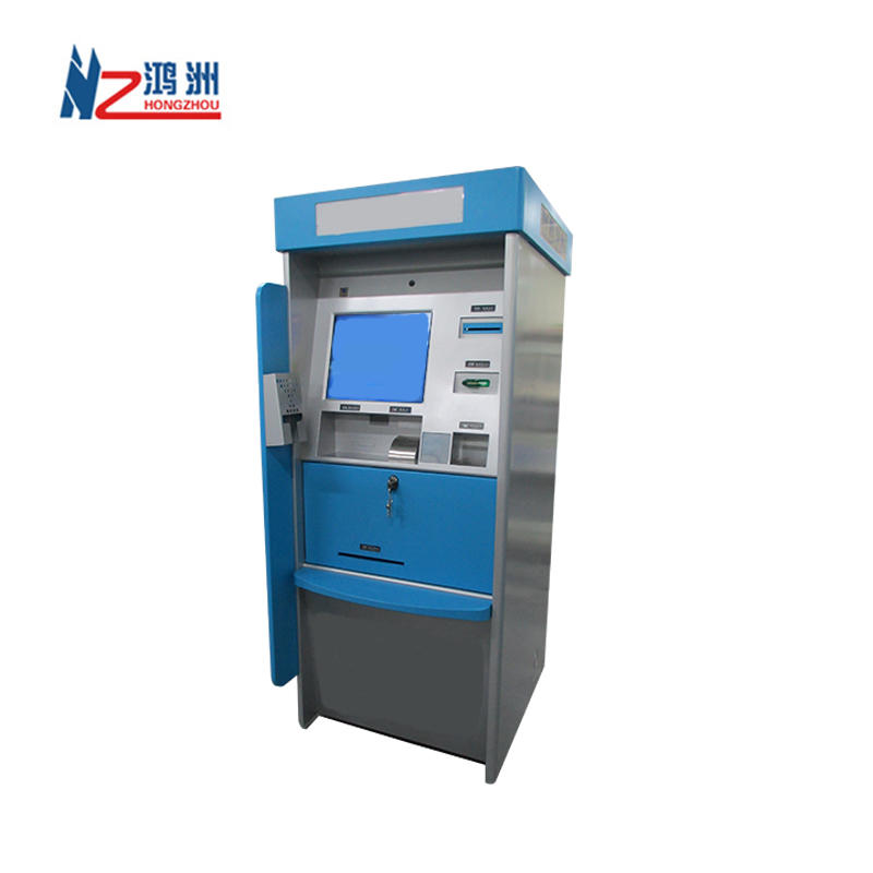OEM ODM 19 inch post parcel delivery kiosk for sale