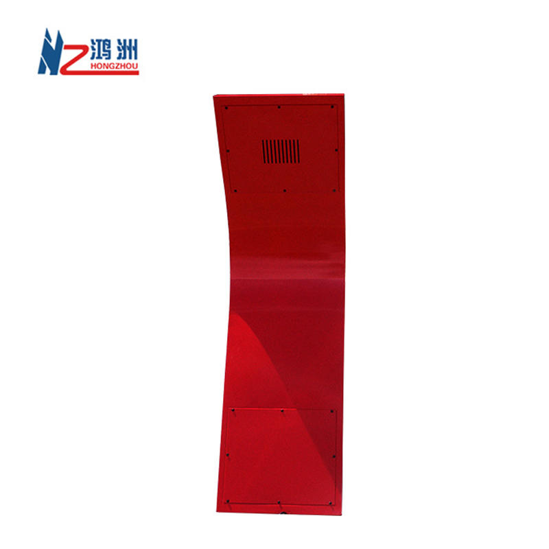 Best quality free standing payment kiosk with QR code reader
