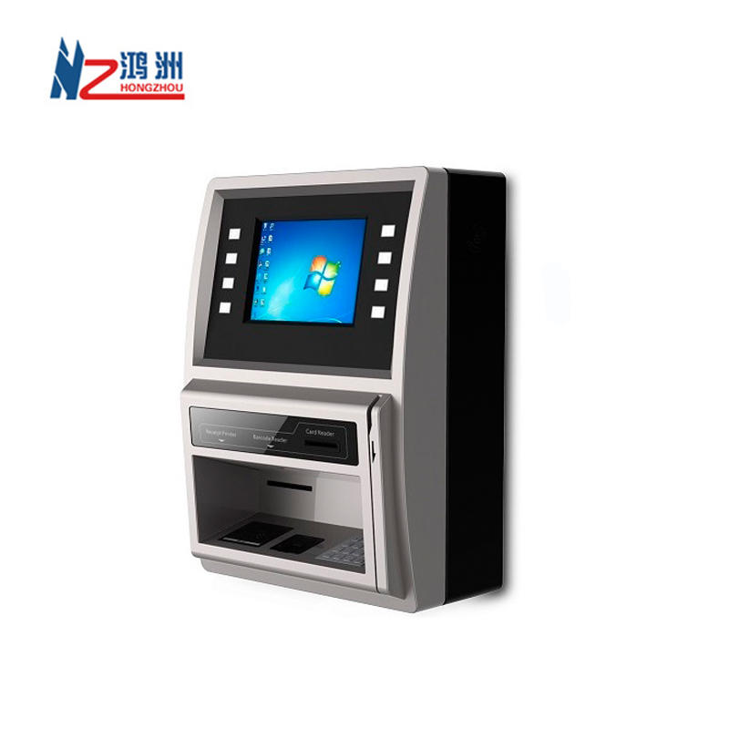 Interactive Wall mounted kiosk manufacturer With Bill Payment System
