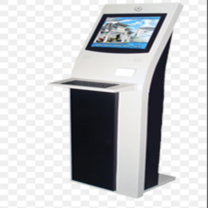 smart and standing engineering progress control kiosk