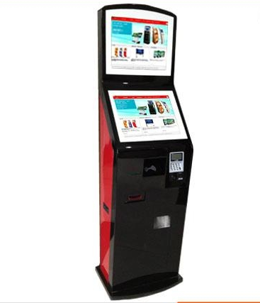 One Stop Self Service Ticket Vending Kiosk