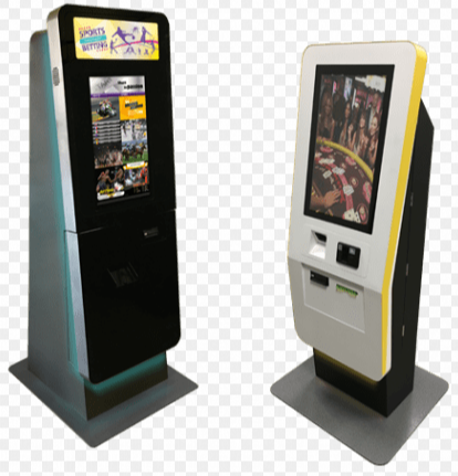 passport identification kiosk for government