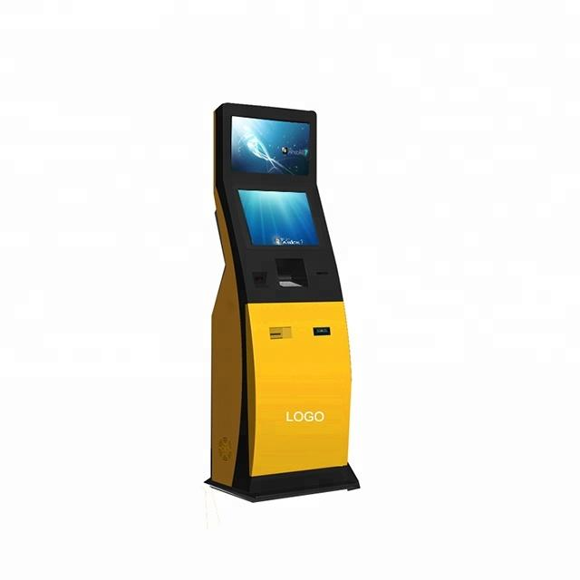 Parking equipment manufacturer automatic payment machine/kiosk for Russia parking lot
