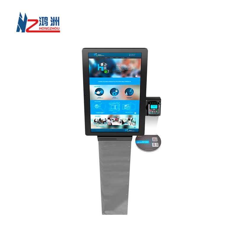 OEM/ODM Touch Screen Self Service Ticket Vending Kiosk