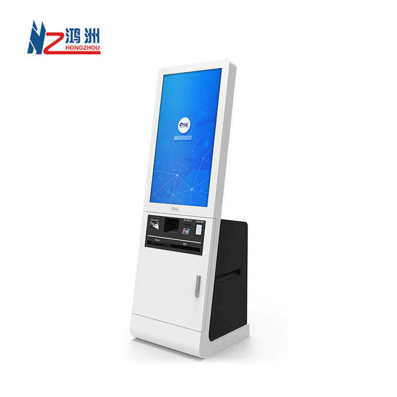 OEM information kiosk for hospitality education healthcare and trade exhibitions events