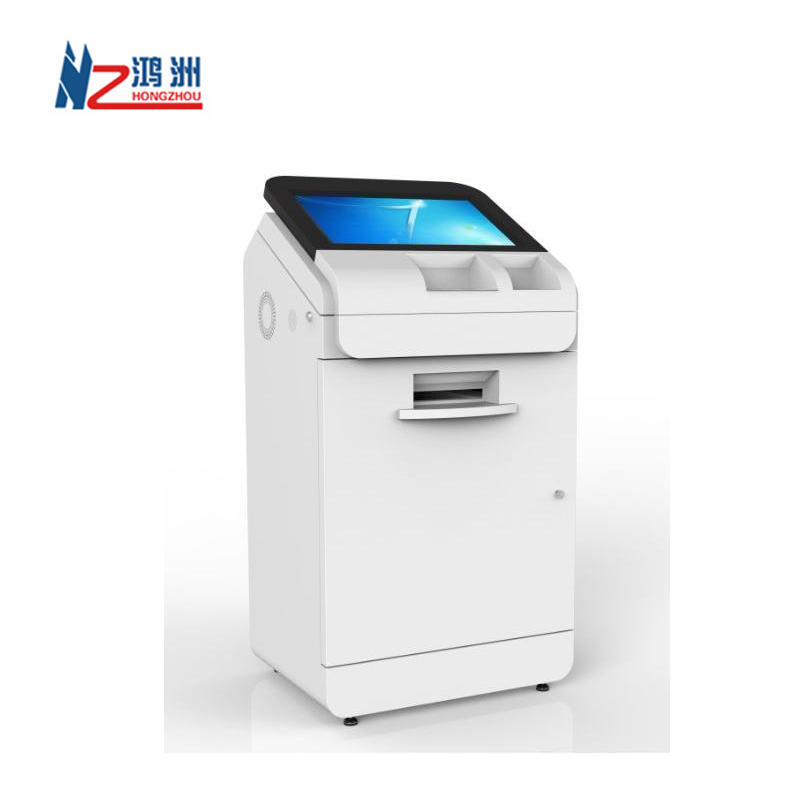 Capacitive touchscreen self service payment kiosk Shenzhen manufacturer