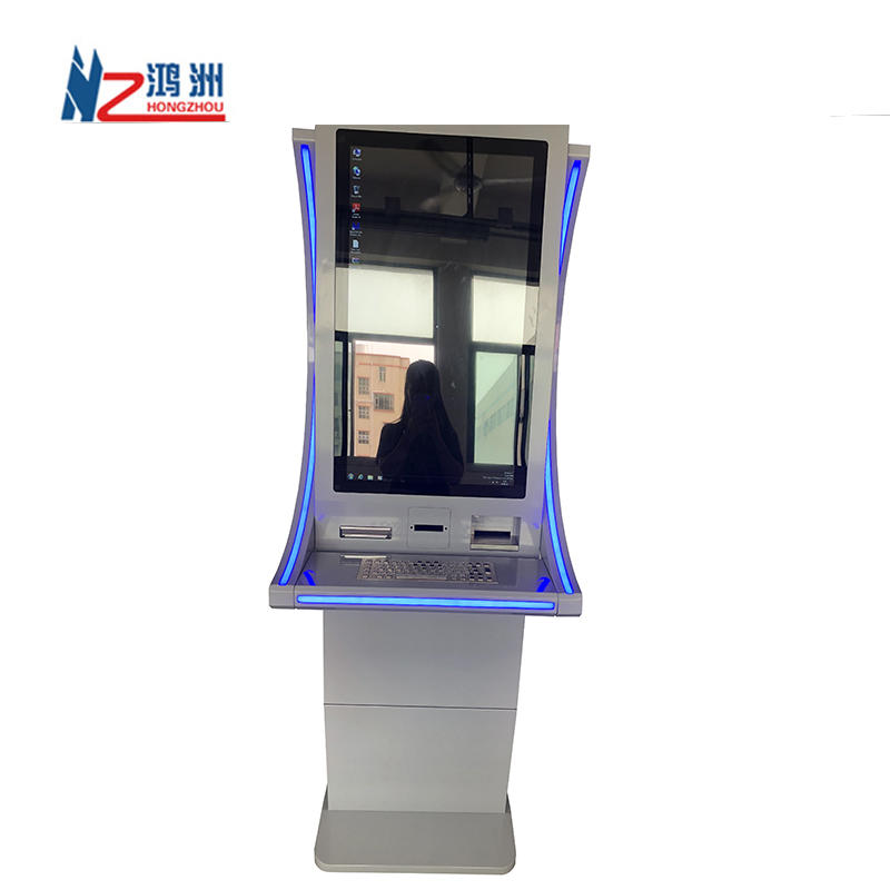 Android Best Selling 32inch Touch Screen Mall,Car Wash And Bars Bill Payment Top Up Kiosk For Change Applied On Telecom